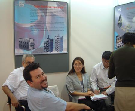ITMA-Asia 2004
